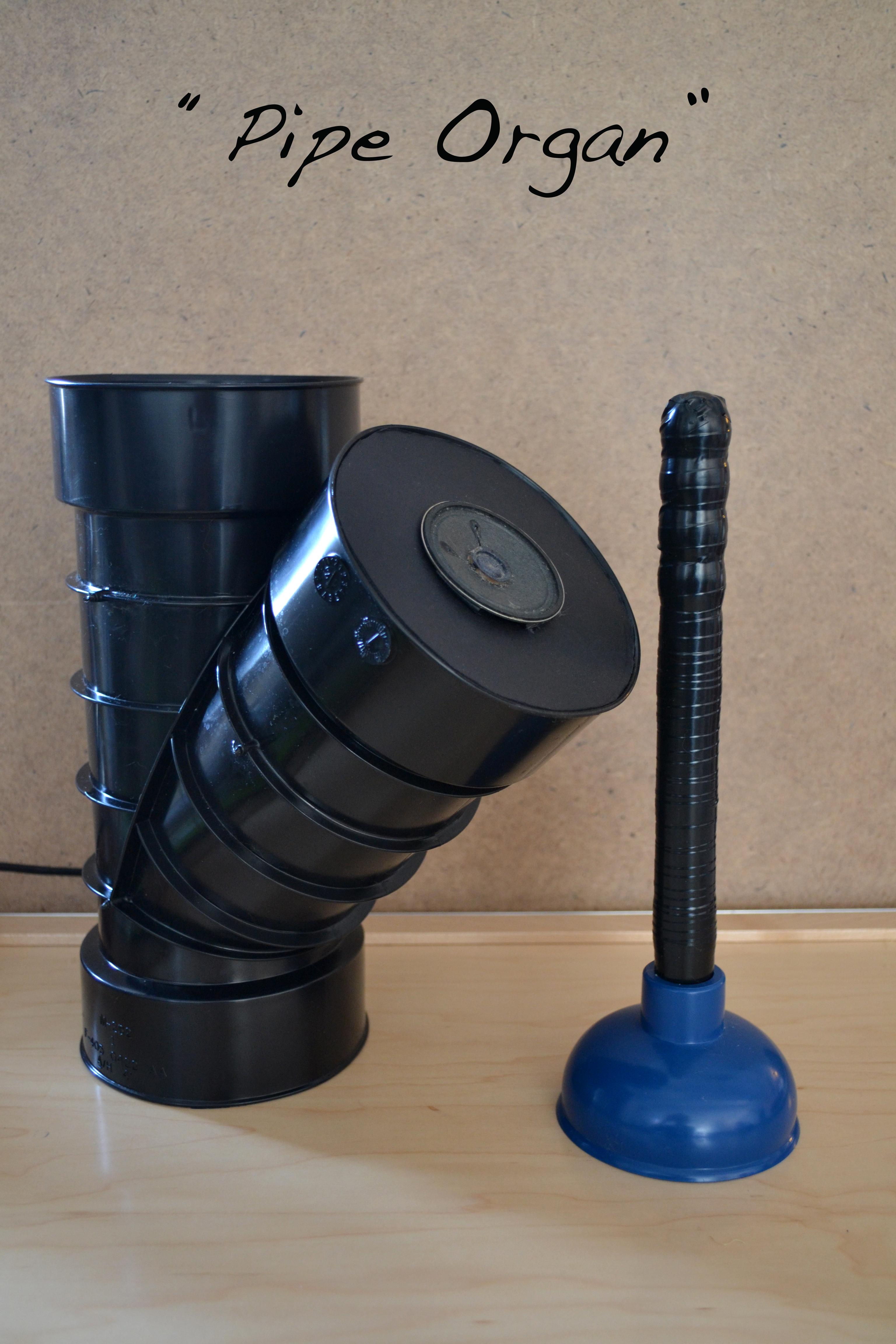 Awkward musical instrument with arduino making studio
