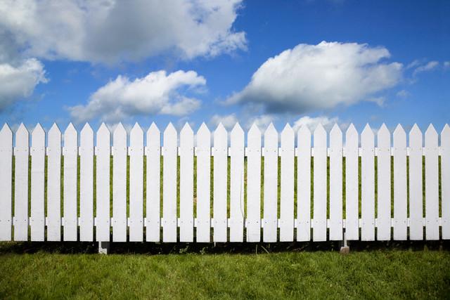 broken fence warning announcement - photo #48