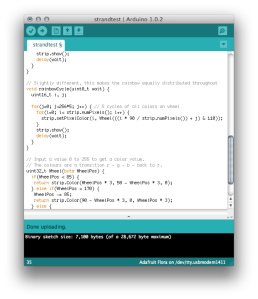 ardrino code