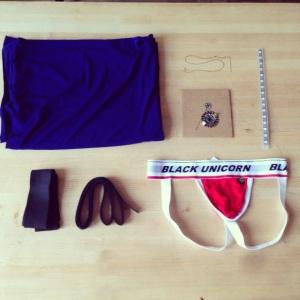 Jock Strap materials