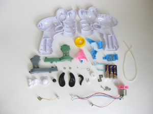 bubble gun_parts