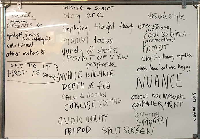 Video Notes : fromclass