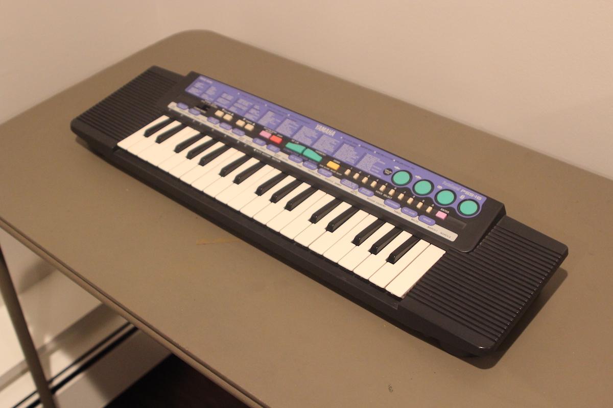 Yamaha PortaSound PSS-16