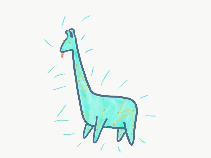 space-giraffe