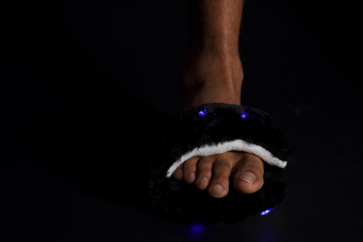 Plush Night Slippers