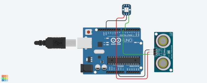 ultrasonic sonar sensor